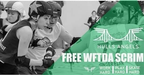 Free WFTDA SCRIM - 18th Feb 2020